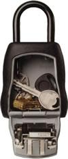 Padlocks-key-storage